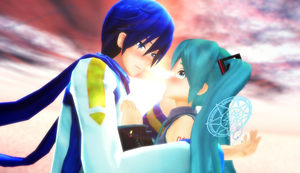 .:MMD:. Magic Union by Vocalkokoro