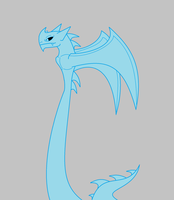 Ice Dragon 2013 by 115spartan