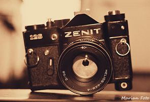 One Vintage-Zenit by mmariang