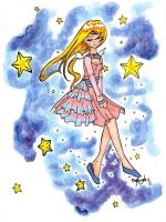 Twinkle Twinkle Little Star by Forever-Nocturne