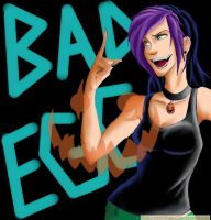 Bad Egg by ShadowWolfGirl666