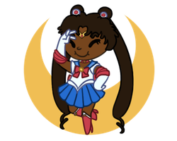 Sailor Moon! by renguin