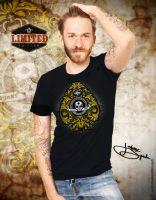 Royal Spade T-shirt by johnnyspadewear
