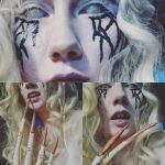 Halloween witch makeup by vandersnark