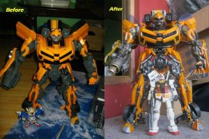 bumble bee by akongasimark
