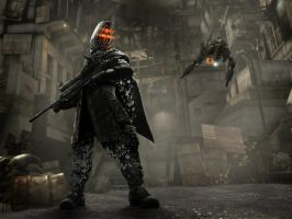 Killzone 2 sniper unlock by sebassP4