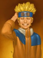 Naruto by Webcomicfan