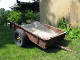 Wheel Barrow by bean-stock