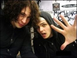 Gerard way and ray toro by XhugXkissXdolly