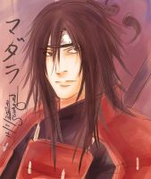 _Madara_ by stirringwind