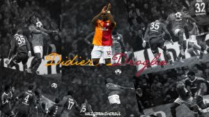 Didier Drogba GS by halilibrahimergul