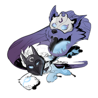 Kindred Fan Art by seto