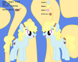 Angel Treat -REF- by Dulciere