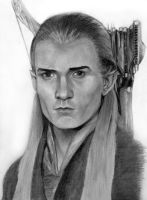 Legolas by tin-aw