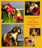 Sailor Galaxia's Pony Form by StariaChiba