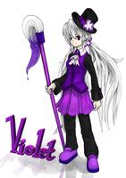 BG-Violet by Prafa-AR