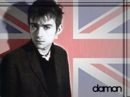 Damon Albarn Wallpaper by TilskKarishma