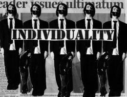 Individuality by Mebob