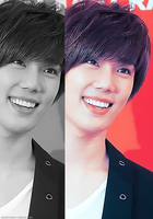 EDIT - Park Jungmin by chazzief