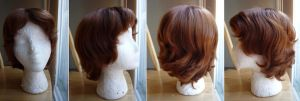John Lennon Sgt Pepper wig from THE BEATLES by taiyowigs