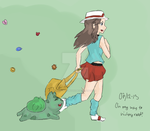 On my way to Victory Road! by LarkNyaunyau