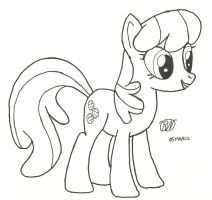 Cheerilee, Hoof Drawn by Ratchet-Wrench