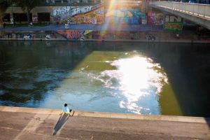 Donaukanal by batmantoo