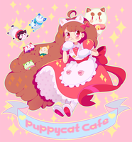 Puppycat Cafe by ShotaDeer