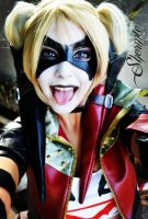 Selfie! by Shermie-Cosplay