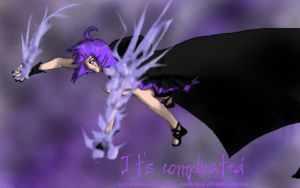 It's complacated Amaya by Carolynzy6125andBSP