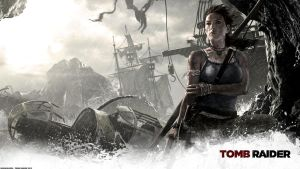 TOMB RAIDER wallpaper 1080p by neonkiler99