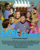 Shore Leave by Therese B. by Therese-B