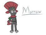 Morrow- Weavile by Mystery-V