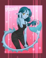 Giftart - Pisces by Hirahime