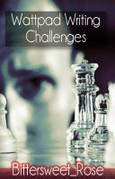 Writing Challenges by NairdaCordova