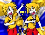 Bill or Ben? (Yellow Version) by MeganekkoPlymouth241