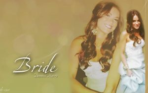 Danneel Harris wedding by VisorOly