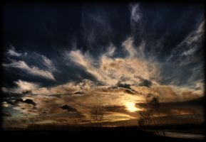 Stormy Weather HDR by pagan-live-style