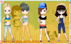 Cute Street Style Dress up by willbeyou