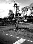Railroad Crossing by jasatthedisco