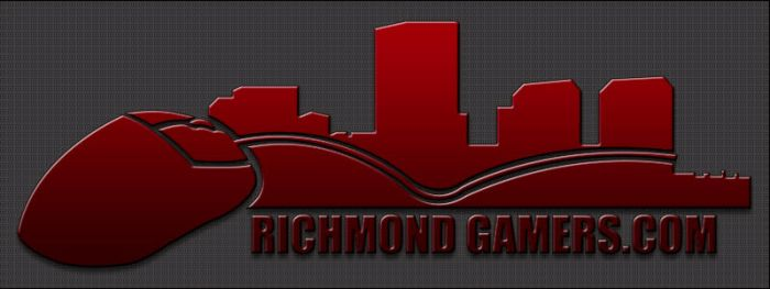 RIC Gamers Logo WIP by Wreckless-Agony