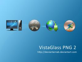 VistaGlass PNG 2 by deviantarnab