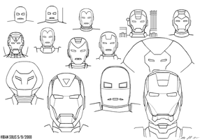 Iron Men by BoggeyDan