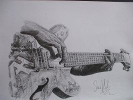 AVA guitar by SusHi182