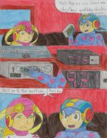 Living with Megaman 030 by preceptorexe