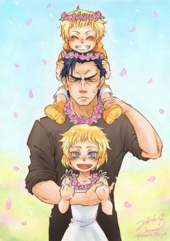 Happy Father's Day by earl18