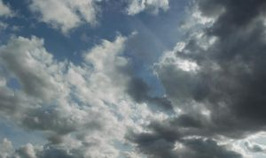 Large Cloud Stock by GrahamSym