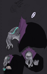 MindFlayer sketches colored by xoes