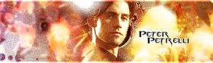 Peter Petrelli Signature by mayahabee