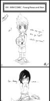 KH-Mini Comic_Roxas and Xion by KickBass77